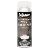 Old Masters Interior Oil-Based Polyurethane Spray Semi-Gloss
