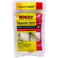 Whizz 4011 4-Inch Whizz Premium Paint Roller Cover, Gold Stripe, 2-Pack