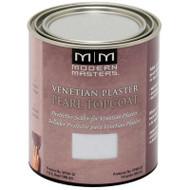 Modern Masters Venetian Plaster Satin Topcoat Pearl Quart