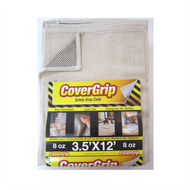 Cover Grip Safety Drop Cloth 8-Ounce 3.5ft x 12ft