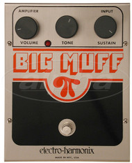 Electro-Harmonix USA Big Muff Pi Distortion/Sustainer Pedal