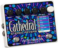 Electro-Harmonix Cathedral Stereo Reverb Pedal
