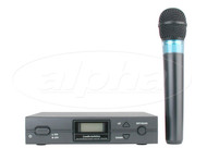 Audio Technica ATW-2120 UHF Wireless Hand-held Microphone System