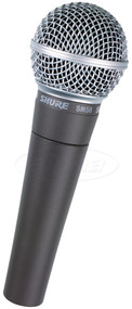Shure SM58-LC SM-Series Vocal Microphone
