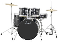 PEARL RS525SC-31 Roadshow 5PC Complete Kit Black