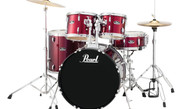 PEARL RS525SC-91 5PC Roadshow Complete Kit Wine Red