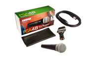 Shure PGA48XLR Vocal Microphone w/cable