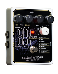 Electro Harmonix B9 Organ Machine Pedal