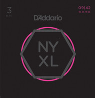 D'Addario NYXL0942 SUPER LIGHT 9-42