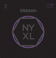 D'Addario NYXL1149 MEDIUM 11-49