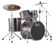PEARL Export EXX725S/C-21 Smokey Chrome 5PC w/hardware