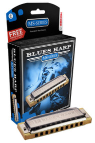 HOHNER BLUES HARP D
