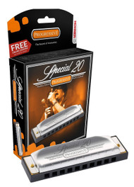 HOHNER SPECIAL 20 HARP D