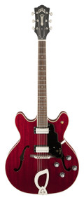 Guild Starfire IV Cherry Red with case