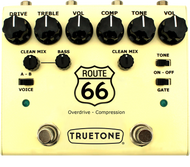 Truetone V3 Route 66 Compression & Overdrive