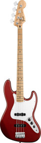 Fender Standard Jazz Bass® Candy Apple Red Maple