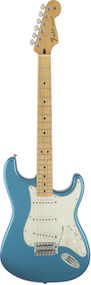 Fender Standard Stratocaster® Lake Placid Blue Maple