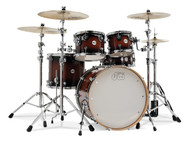Shell pack only. Cymbals and stands not included.