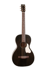 Art & Lutherie Roadhouse Faded Black Acoustic Electric