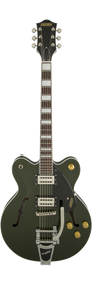 Gretsch G2622T Streamliner Center Block with Bigsby Torino Green