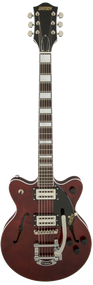 Gretsch G2655T Streamliner Center Block Jr with Bigsby Walnut Stain