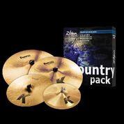 Zildjian K0801C Country K Pack