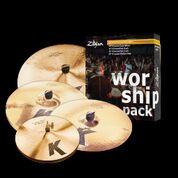 Zildjian KC0801W Worship K Custom Pack
