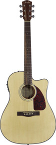 Fender Classic Design CD-140SCE Acoustic Natural