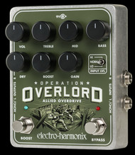 Electro-Harmonix Operation Overlord Overdrive