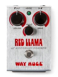 Way Huge WHE206 25th Anniversary Red Llama Overdrive
