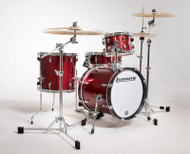 LUDWIG BREAKBEATS LC179-025 SHELL PACK RED