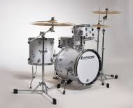 LUDWIG BREAKBEATS LC179-028 SHELL PACK WHITE