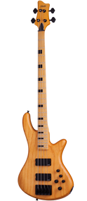 Schecter Stiletto-4 Session Aged Natural Satin
