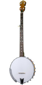 Gold Tone CC-100+ Cripple Creek Banjo Upgraded