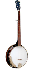 Gold Tone CC-50RP Cripple Creek Resonator Banjo with Gig Bag