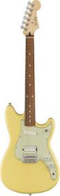 Fender Duo-Sonic HS Canary Diamond