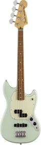 Fender Mustang Bass PJ Sonic Blue Pau Ferro