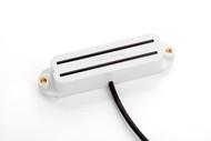 Seymour Duncan SHR-1B Hot Rails Strat White Guitar Pickups