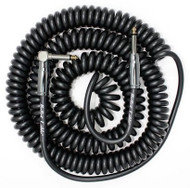 BULLET CABLE 30' BLACK BC-30CCSA