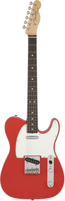 Fender American Original '60s Telecaster Fiesta Red with Case