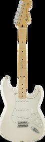 Fender Standard Stratocaster Maple Fingerboard Arctic White