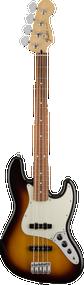 Fender Standard Jazz Bass Brown Sunburst