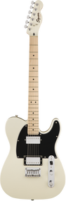 Fender Squier Contemporary Telecaster HH Pearl White