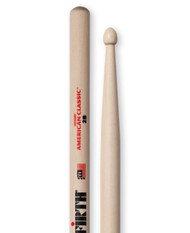 VIC FIRTH 2B  WOOD TIP