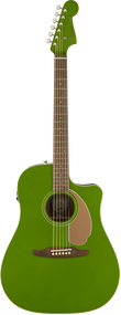 Fender Redondo Player Acoustic Electric Jade