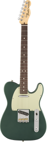 Fender American Special Telecaster® Electric Guitar Sherwood Green Metallic