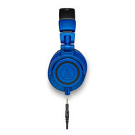 Audio-Technica ATH-M50X Blue Headphones