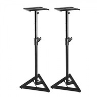 ON STAGE SMS6000P Studio Monitor Stands (Pair)