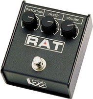 Pro Co Rat 2 Distortion Guitar Effects Pedal