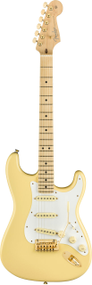 Fender Limited Edition American Professional Stratocaster®, Vintage White with Gold Hardware
